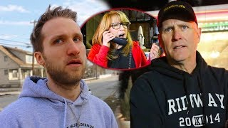 My Mom CHEATED on Psycho Dad on VALENTINE'S Day! (ft. Mcjuggernuggets)