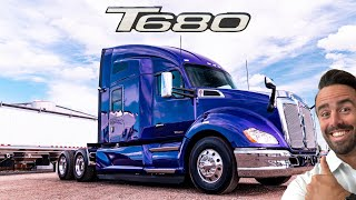 Download TOP OF THE LINE 2020 KENWORTH T680 WITH DIAMOND VIT INTERIOR Mp3 and Videos