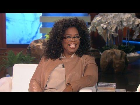Oprah Talks Weight Watchers