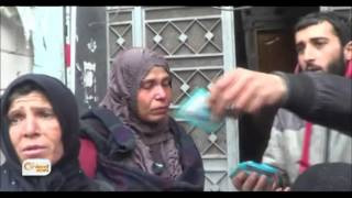 فيديو.. وإسلاماه..الماء والملح طعام أهل