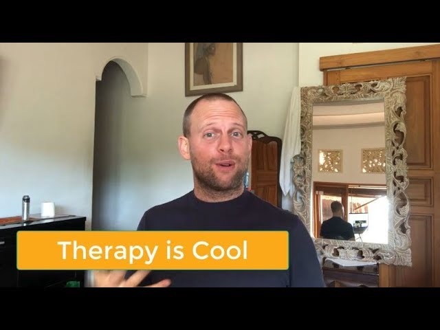 Therapy is Cool, Here's Why