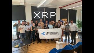 Ripple 7th Anniversary, XRP Lawsuit Update And Bitcoin ETF