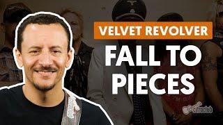 Fall To Pieces - Velvet Revolver (aula de baixo)