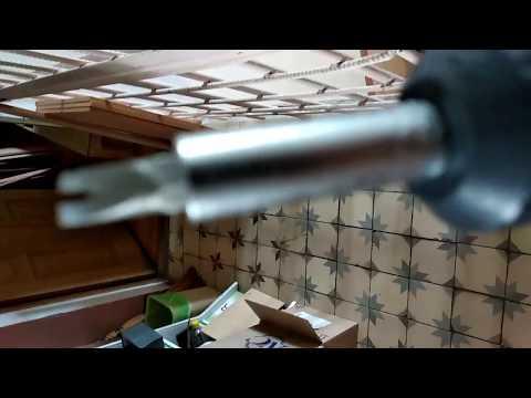 Как быстро вытащить скобы из мебели