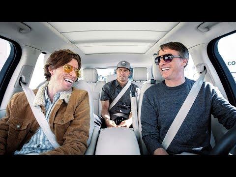 'Carpool Karaoke': See Shaun White Learn to Sing Like Eddie Vedder