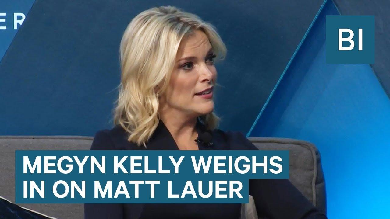 Megyn Kelly Heard Rumors About Matt Lauer And Hoped It Wasnt True