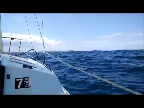 Sailing to Brisbane Water 03 Dec 15