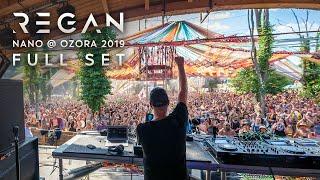 Regan Nano @ Ozora Festival 2019 - Full Set - After Movie