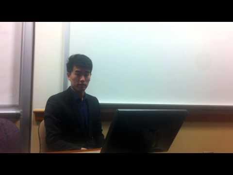 SMSA President Candidate —— Yiwei Zuo