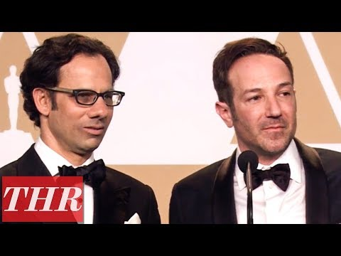 'Icarus's' Bryan Fogel & Dan Cogan on Winning Best Documentary Feature | Oscars 2018