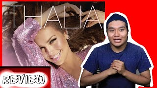 Thalía Valiente 2018 Album REVIEW/REVISTA EN ESPAÑOL (RICKYS REVIEWS 22)