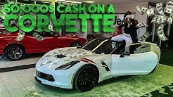 Shooosh!!! just bought my 2017 CORVETTE  grand sport CASH!!!!