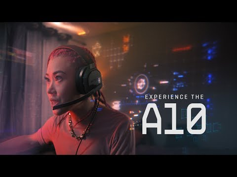 ASTRO A10 EXPERIENCE || ASTRO Gaming A10 Headset for Xbox One, PS4, and PC/MAC