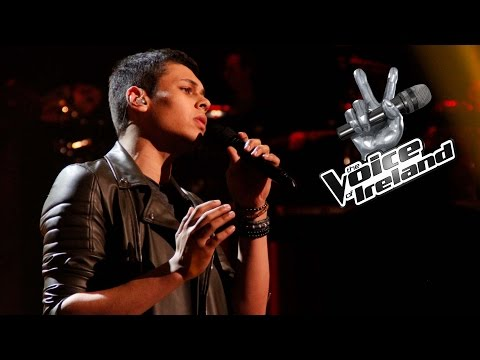 Michael Lawson - See You Again - The Voice of Ireland - Semi-finals - Series 5 Ep16