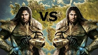 Might and Magic Heroes 7 Gameplay - Online Multiplayer