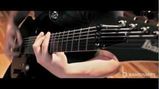 INTERVALS - AARON MARSHALL // MATA HARI // GUITAR PLAYTHROUGH