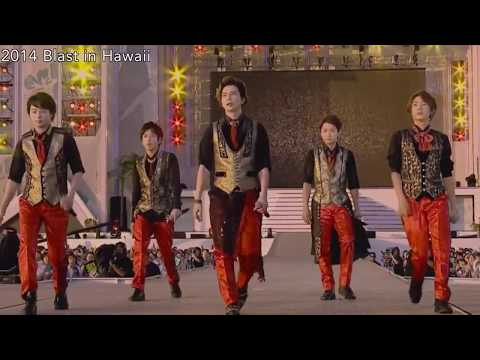 [J-POP] Amazing concert [ARASHI](아라시)