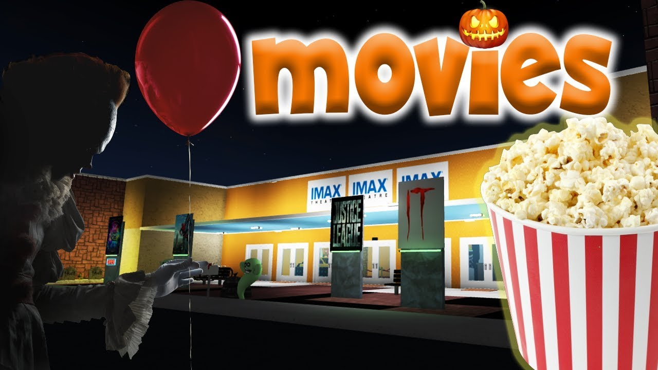 Movie Theater House Roblox Bloxburg It Youtube