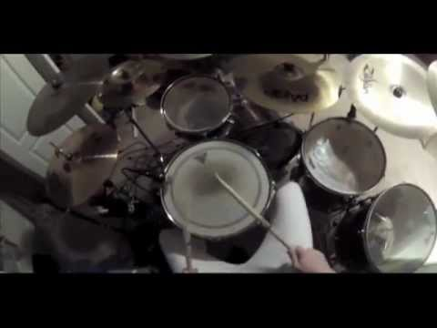 Shane Dawson - Maybe This Christmas Drum Cover by Andrew Harrison thumbnail