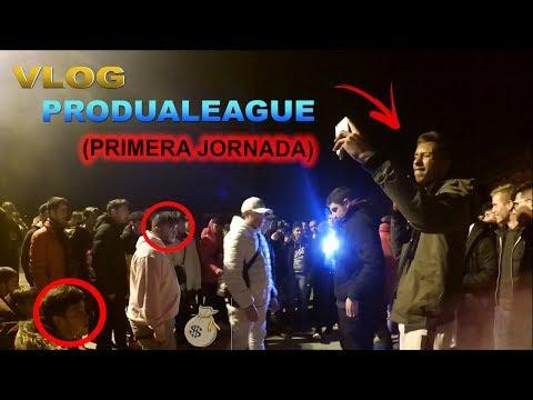 PRIMERA JORNADA De La PRODUALEAGUE En SEVILLA | PPLUVLOGS