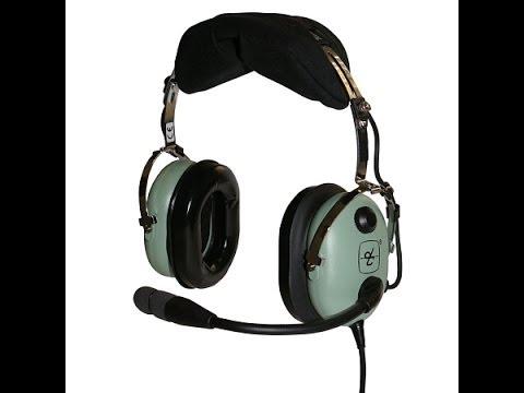 David Clark H10-13.4 Unboxing - Audio Recording Equipment