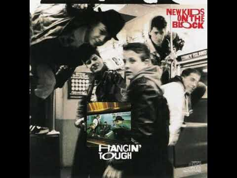 "New Kids On The Block Hangin' Tough (12"" Remix)"