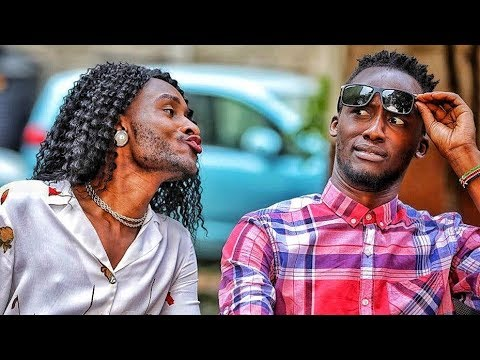 TOP KENYAN GOSPEL ARTIST TURNED GAY!!