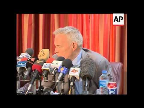Irish ambassador to Sudan on release of hostages