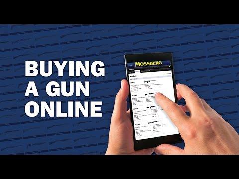 Buying A Gun Online