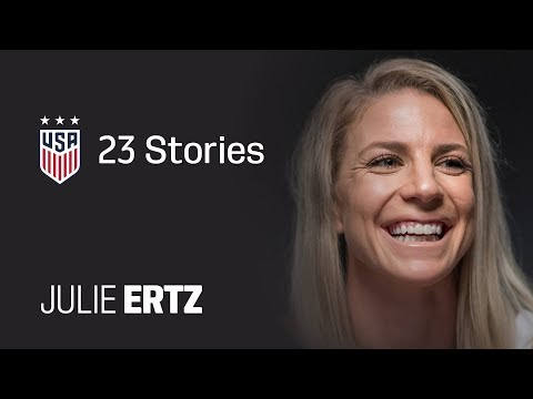 One Nation. One Team. 23 Stories: Julie Ertz - YouTube