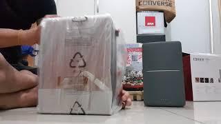 Edifier R1280T unboxing & Sound Test