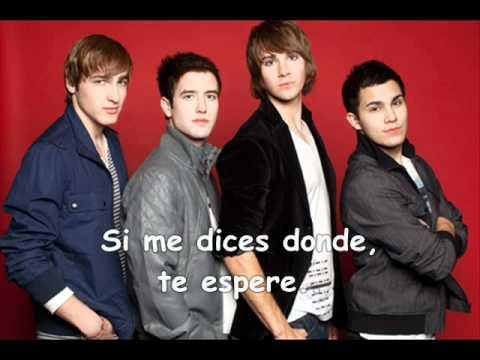 Big Time Rush - Boyfriend (Letra en español/Spanish Lyrics+link mp3)