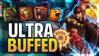 ¡BUFF A UDYR! | UNA BESTIA DEL LATE GAME! | League of Legends