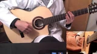 Rumba Flamenca Strumming Pattern 4 (Intro to the Golpe)