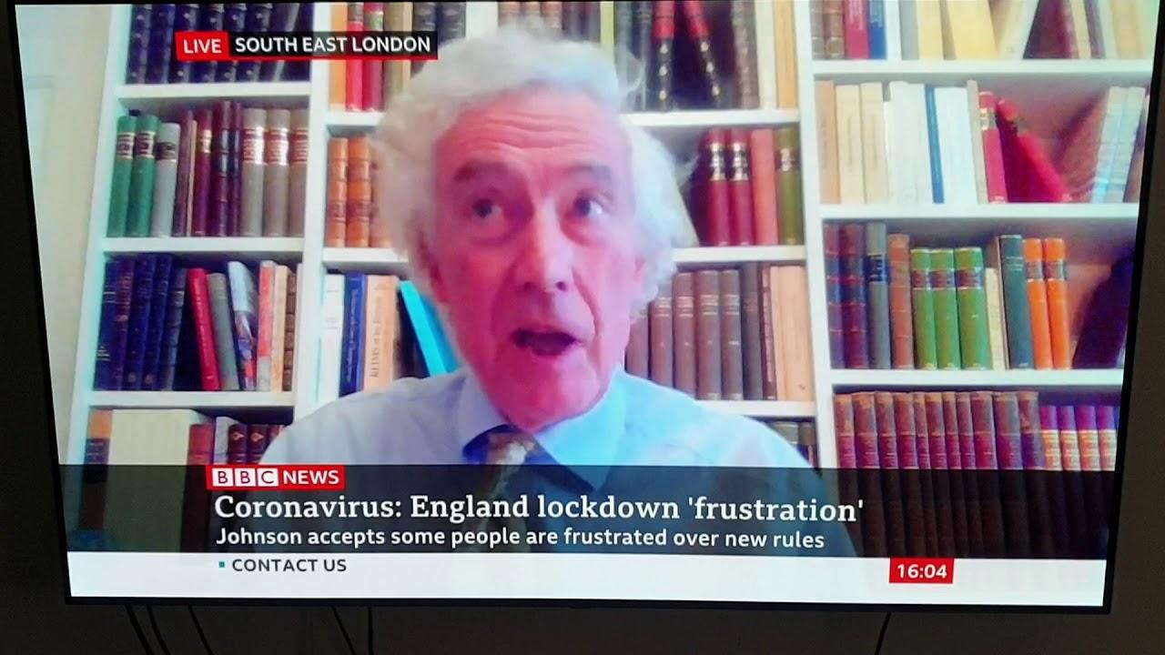 Sir Sumption Destroys lock down argument