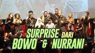Bowo dan Nurani Jadi Surprise di Film 13 The Haunted #RANSVLOG