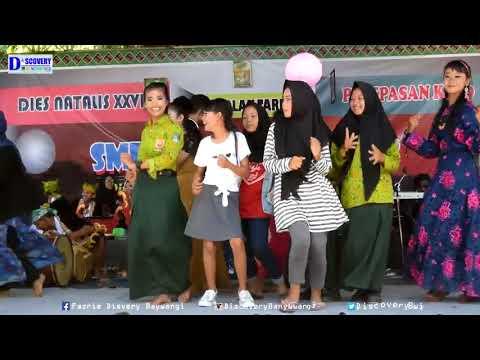 Sayang 2 Artis artis Cantik SMP Banyuwangi Muncar