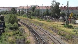 Nördlingen Railway Museum, Bavaria running steam trains