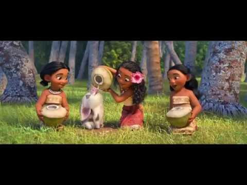 Moana (Vaiana) - Eres imparable - Video musical