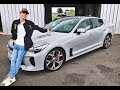 KIA STINGER GTS - What You Didn't Know *SECRET WEAPON*