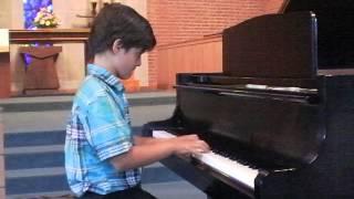 Mendelssohn - Scherzo in E minor Op. 16 No. 2