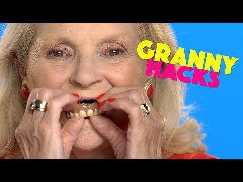 Best Granny Hacks You Will Never Ever See  | Beauty Studio
