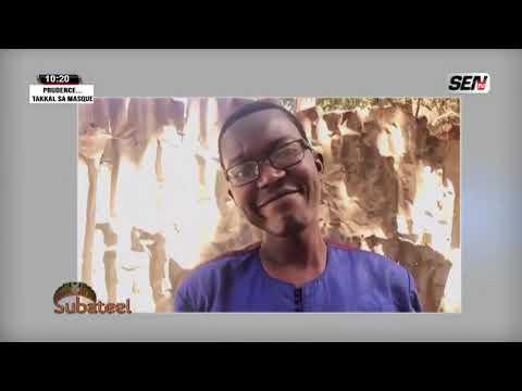 Du Cœur avec Mbaye Gueye, un ancien agresseur dans Subateel