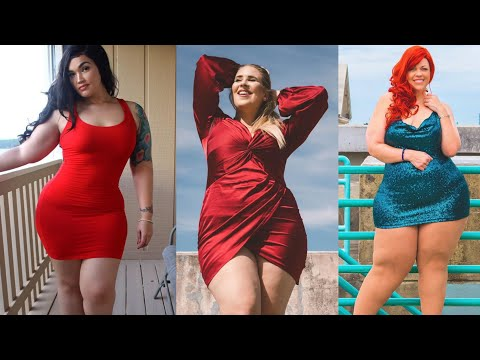 Most Stylish Mini Dresses/Midi Dresses Collection For Curvy Plus Size Women - Latest Outfit Ideas from YouTube · Duration:  2 minutes 43 seconds