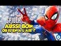 SPIDER-MAN, AUSSI BON QU'IL EN A L'AIR? #GamesCom 3