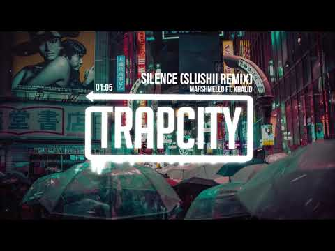 Marshmello ft. Khalid - Silence (Slushii Remix) Mp3
