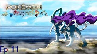 Pokemon Origins #Ep11 - Combat amical - Let's Play