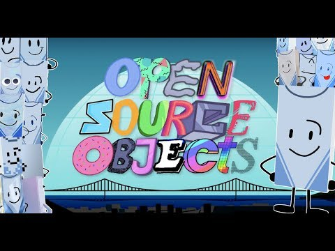 Open Source Objects Intro (OSO)