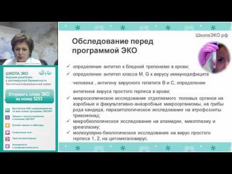Показания и Противопоказания к ЭКО. Приказ Минздрава №107н