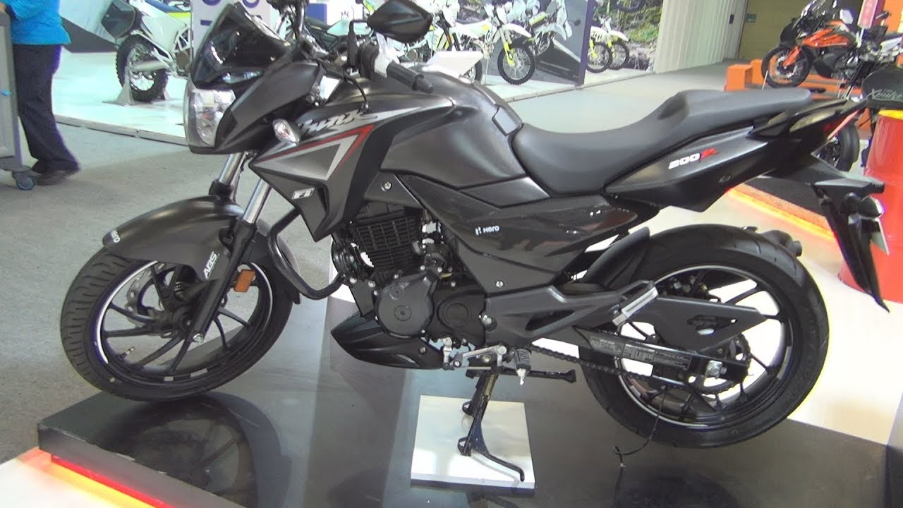 Hero Hunk 200r 2019 Exterior And Interior Youtube